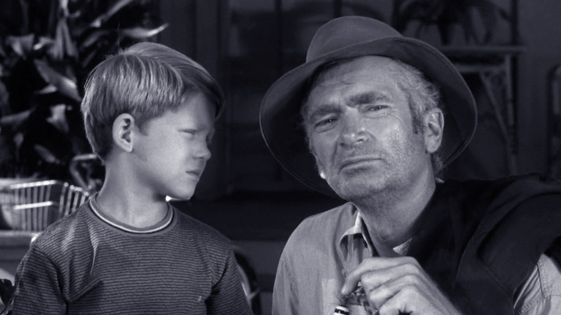 The Andy Griffith Show Opies Hobo Friend On Philo