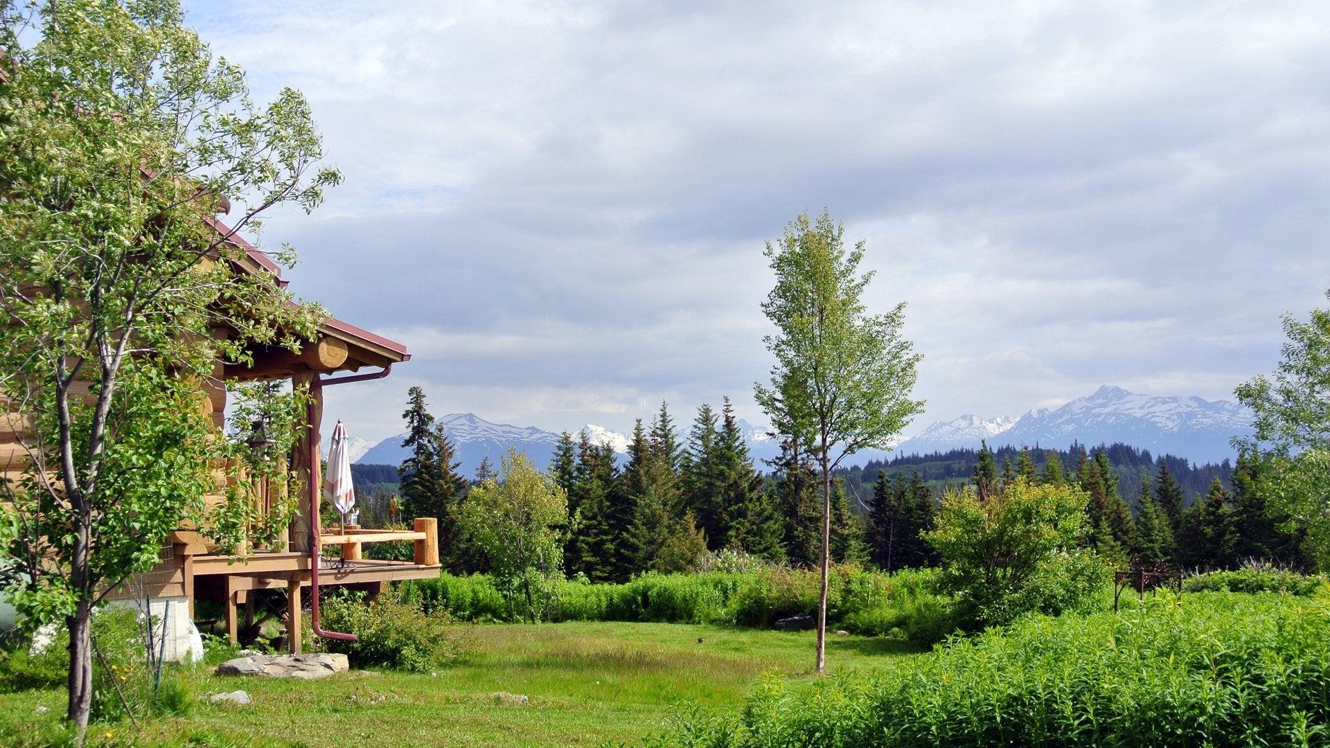 Buying Alaska: Best Views
