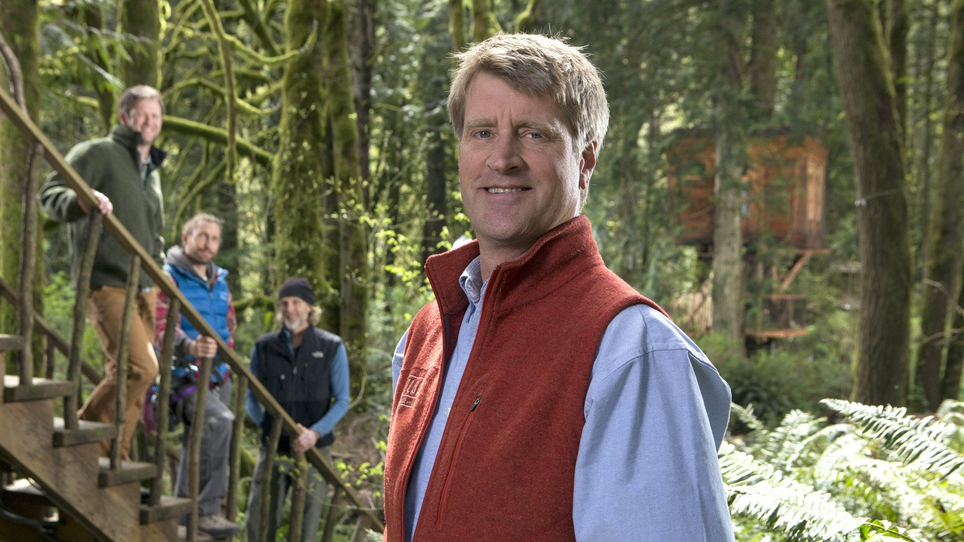 Treehouse Masters: Out on a Limb