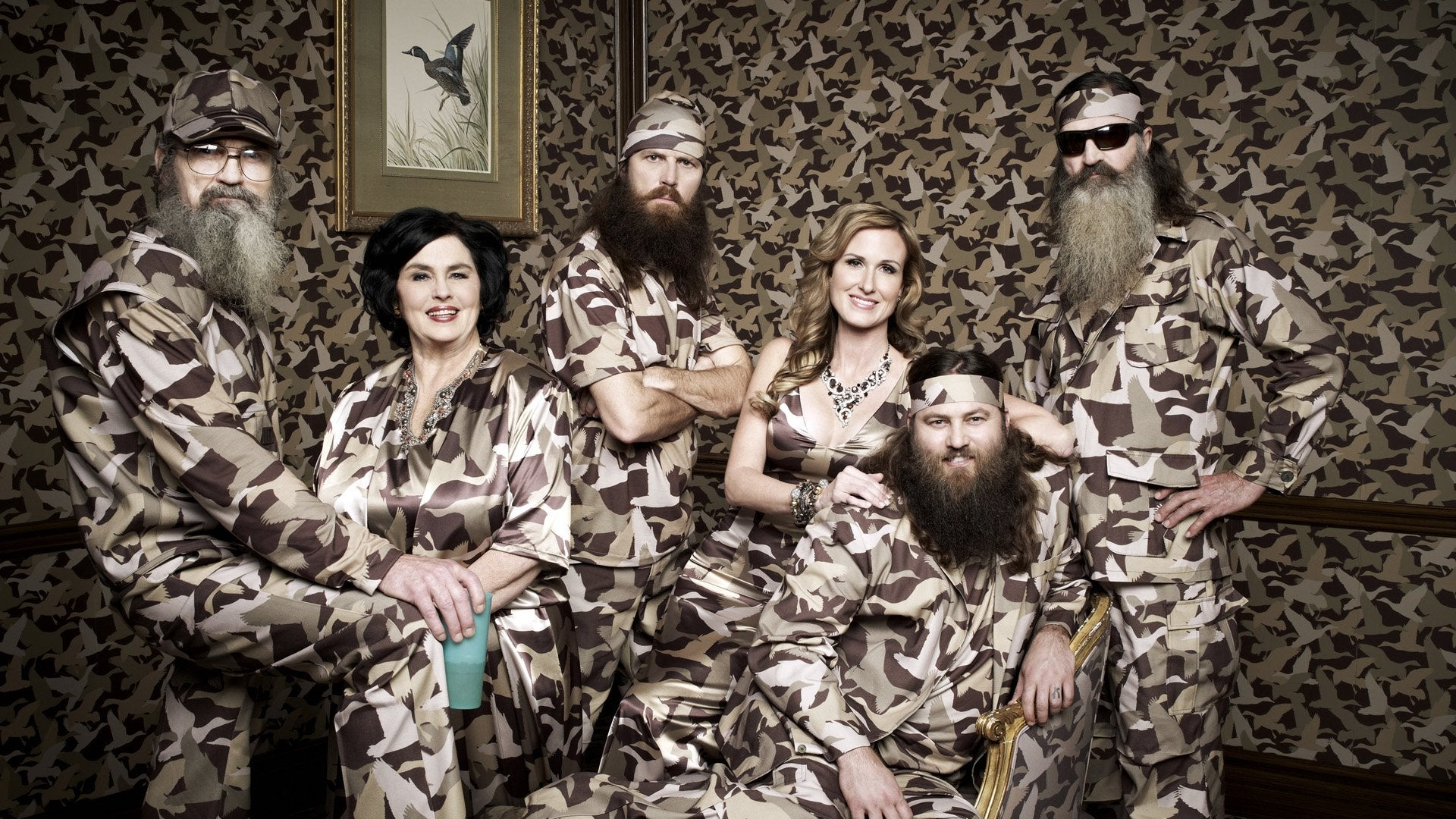 Duck Dynasty: A Mother's Day of Duck