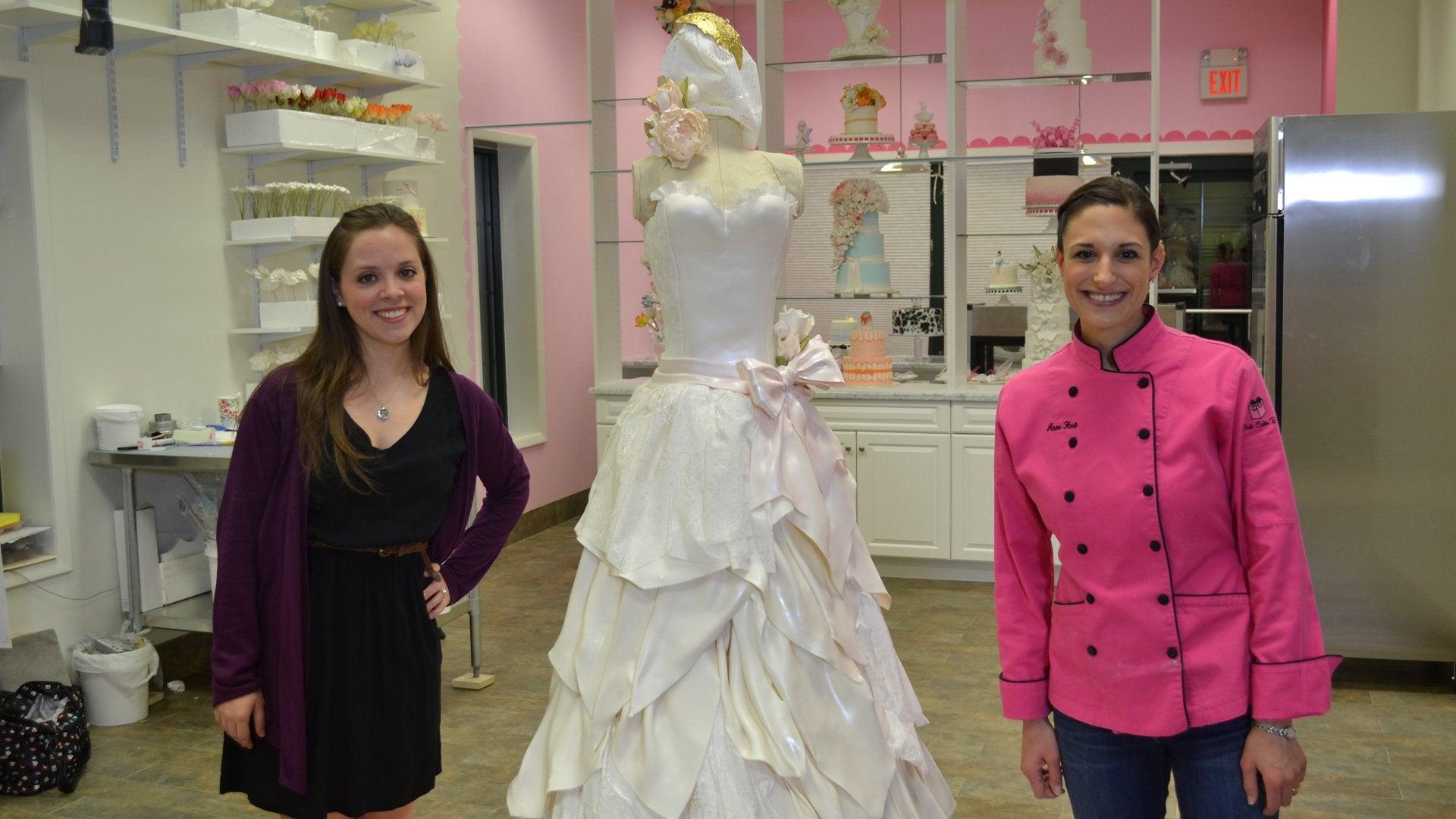Outrageous Wedding Cakes