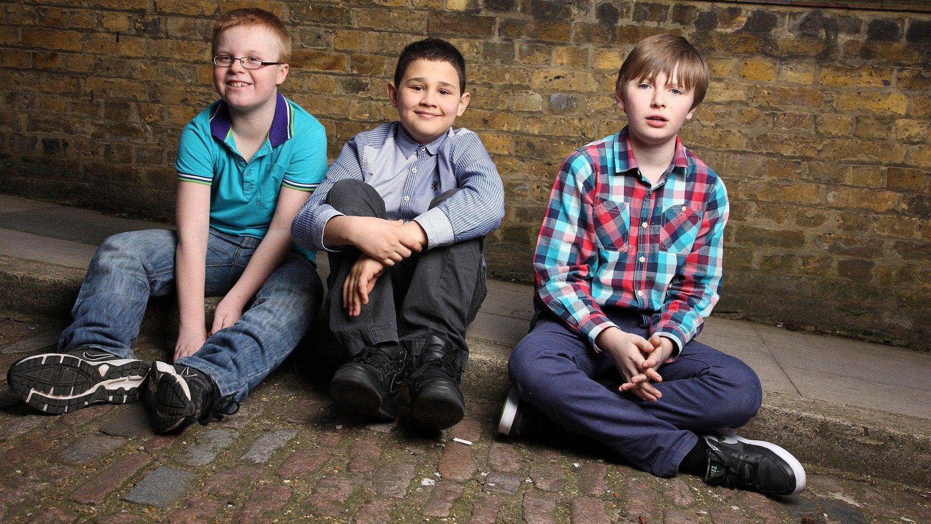Kids With Tourettes