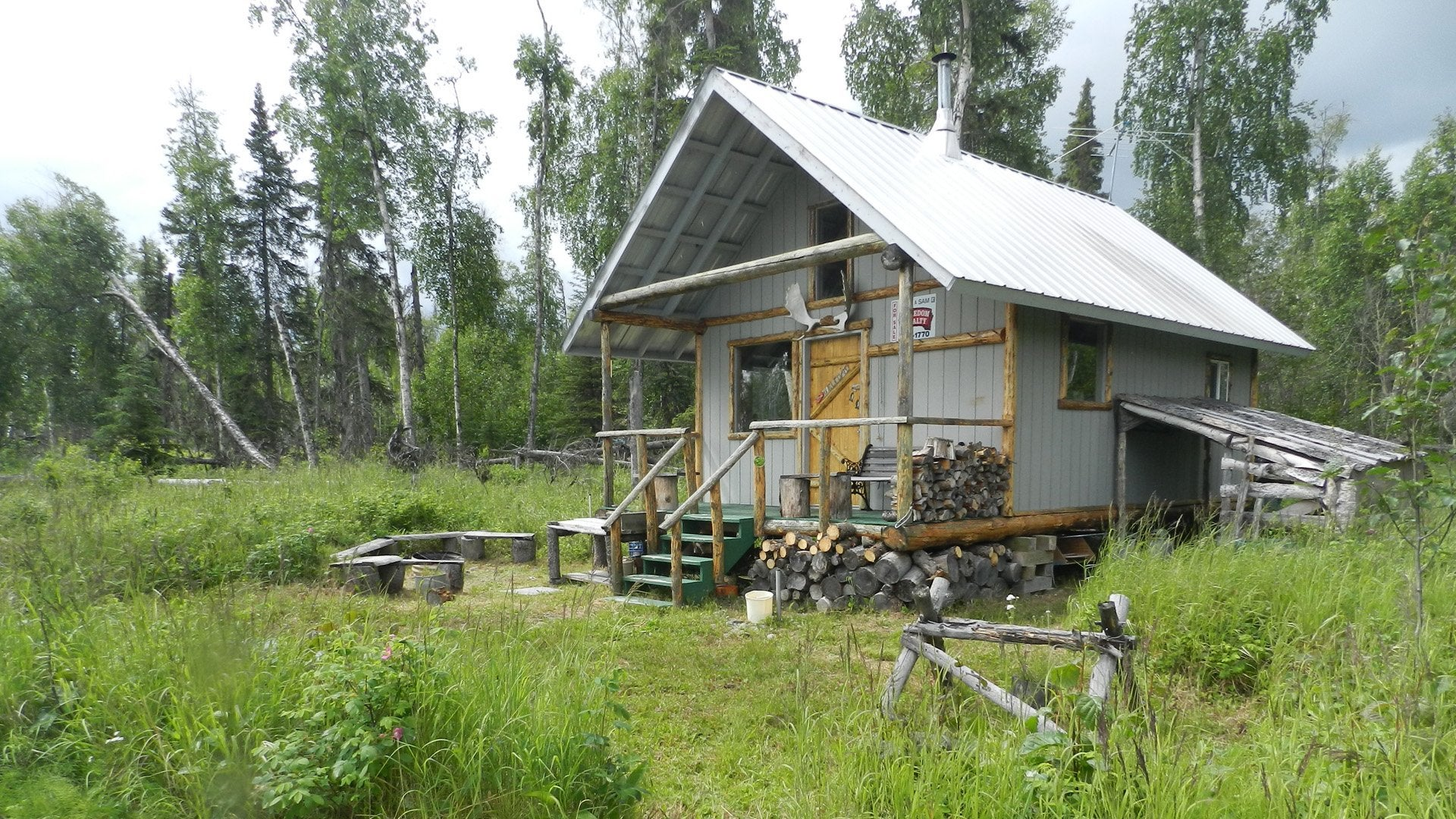 Buying Alaska: Remote Locations
