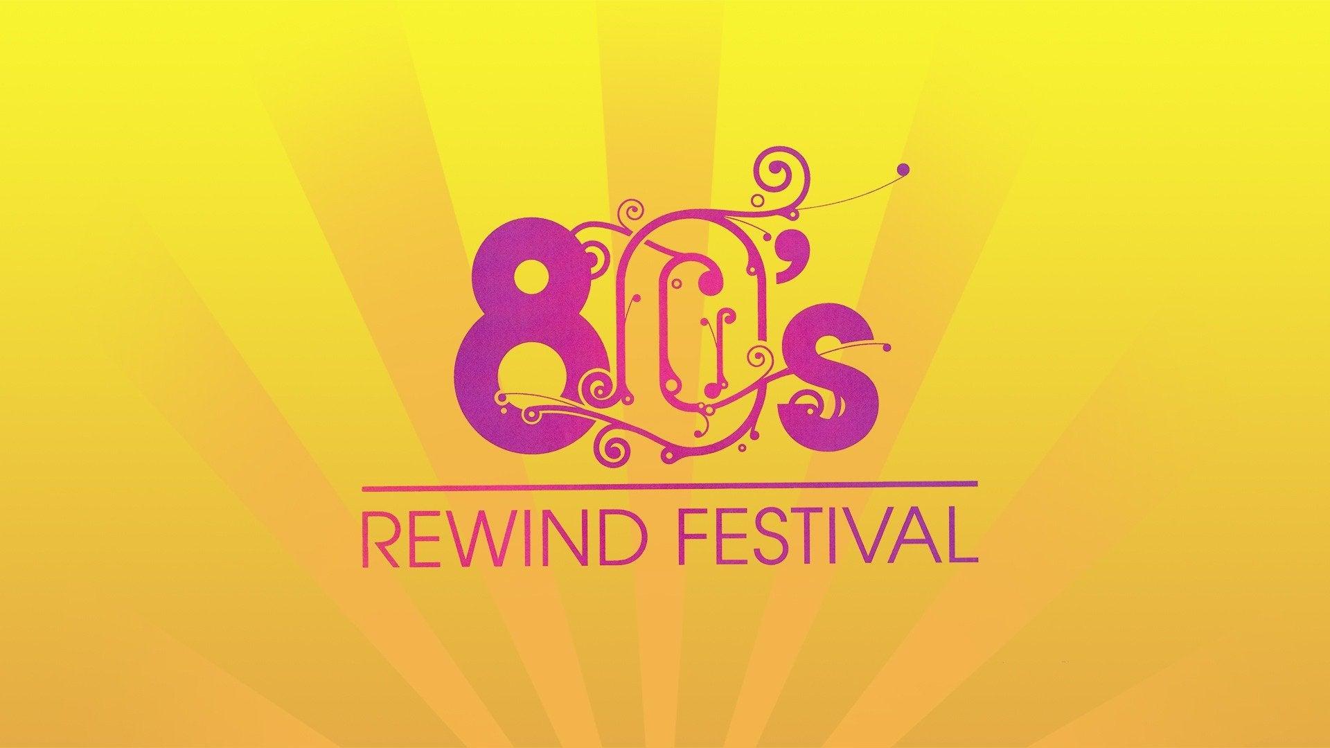 '80s Rewind Festival 2014