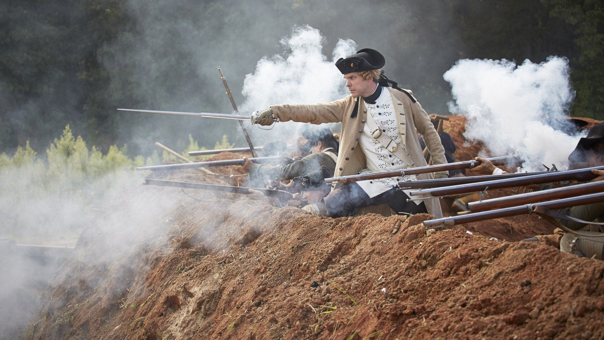 Patriots Rising: The American Revolution