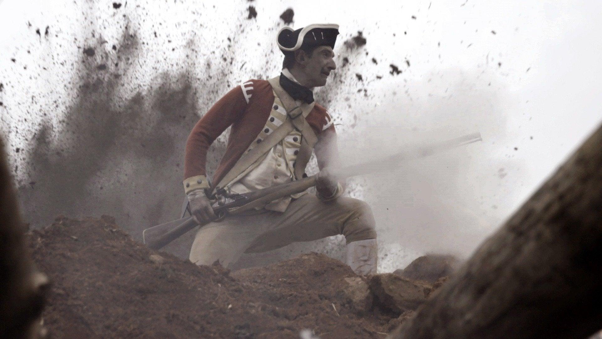 Patriots Rising: The American Revolution