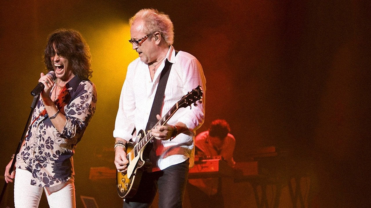 Foreigner: Live From New York