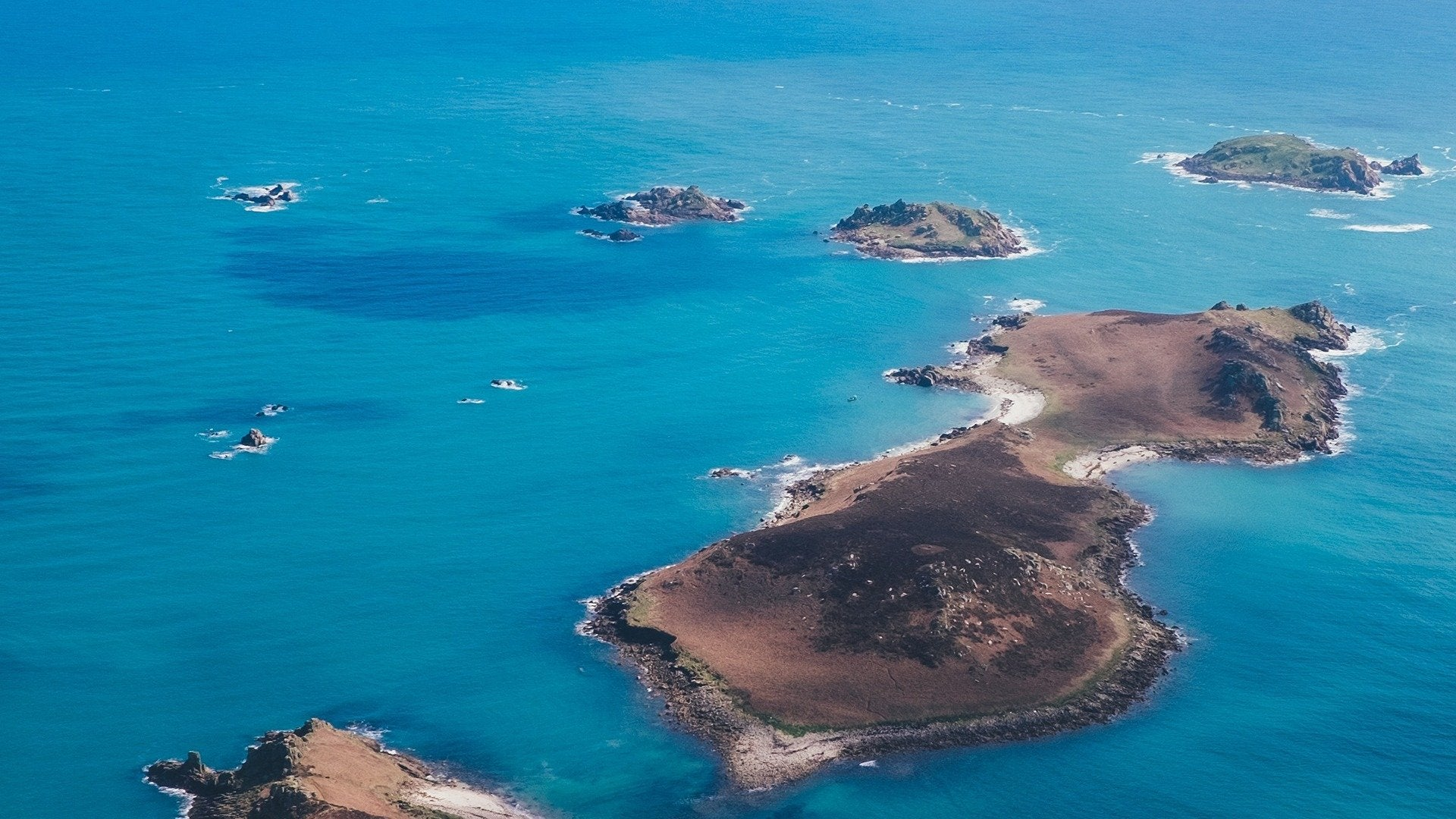Buying Islands