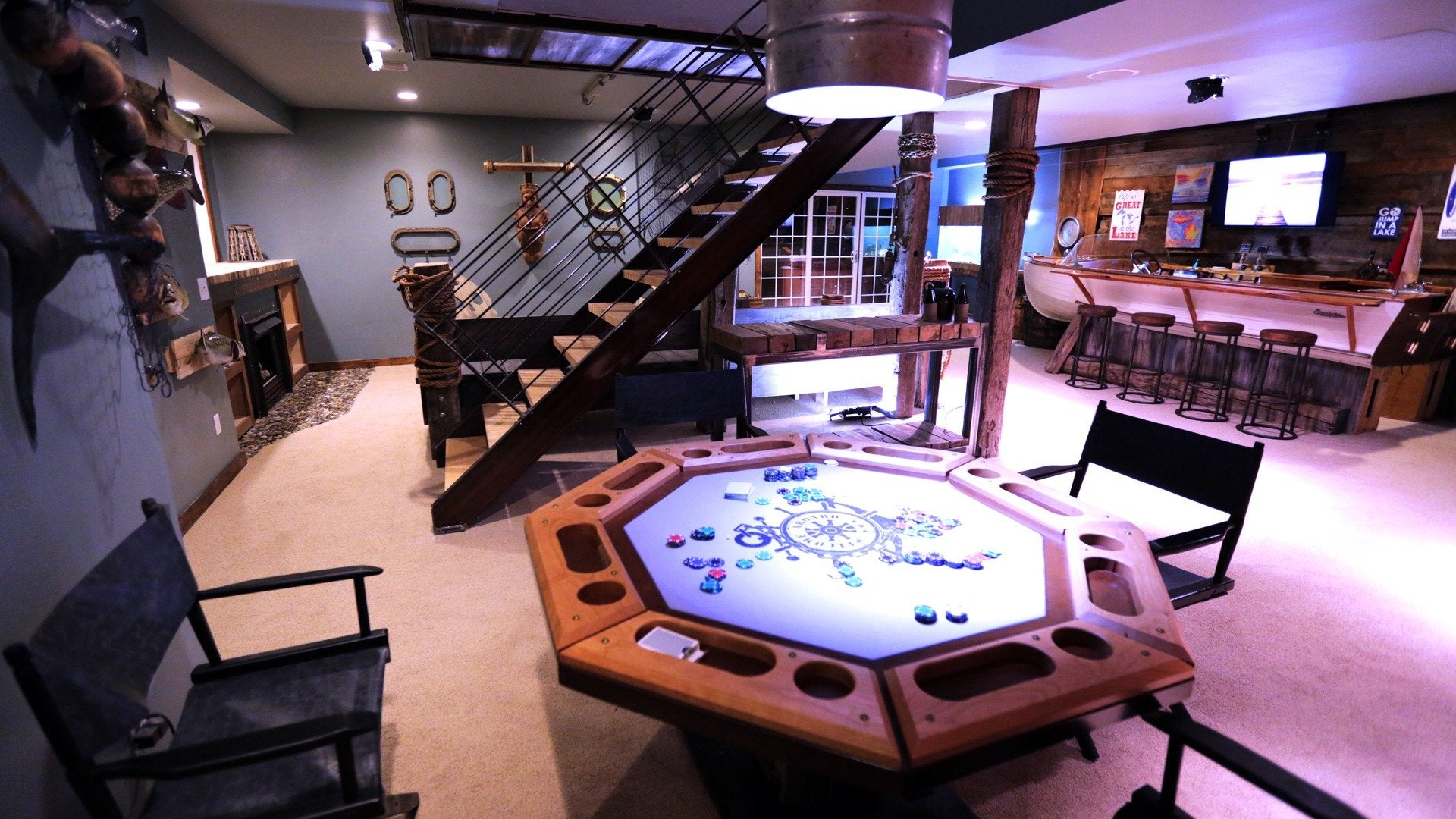 Epic Mancave Builds