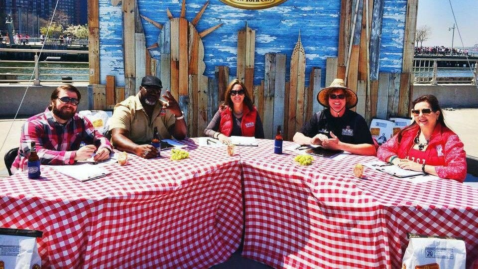 BBQ's Ultimate Championship: The 2015 Kingsford Invitational