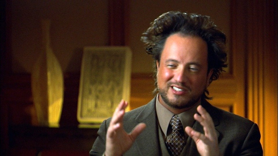 Ancient Aliens: The Ultimate Evidence