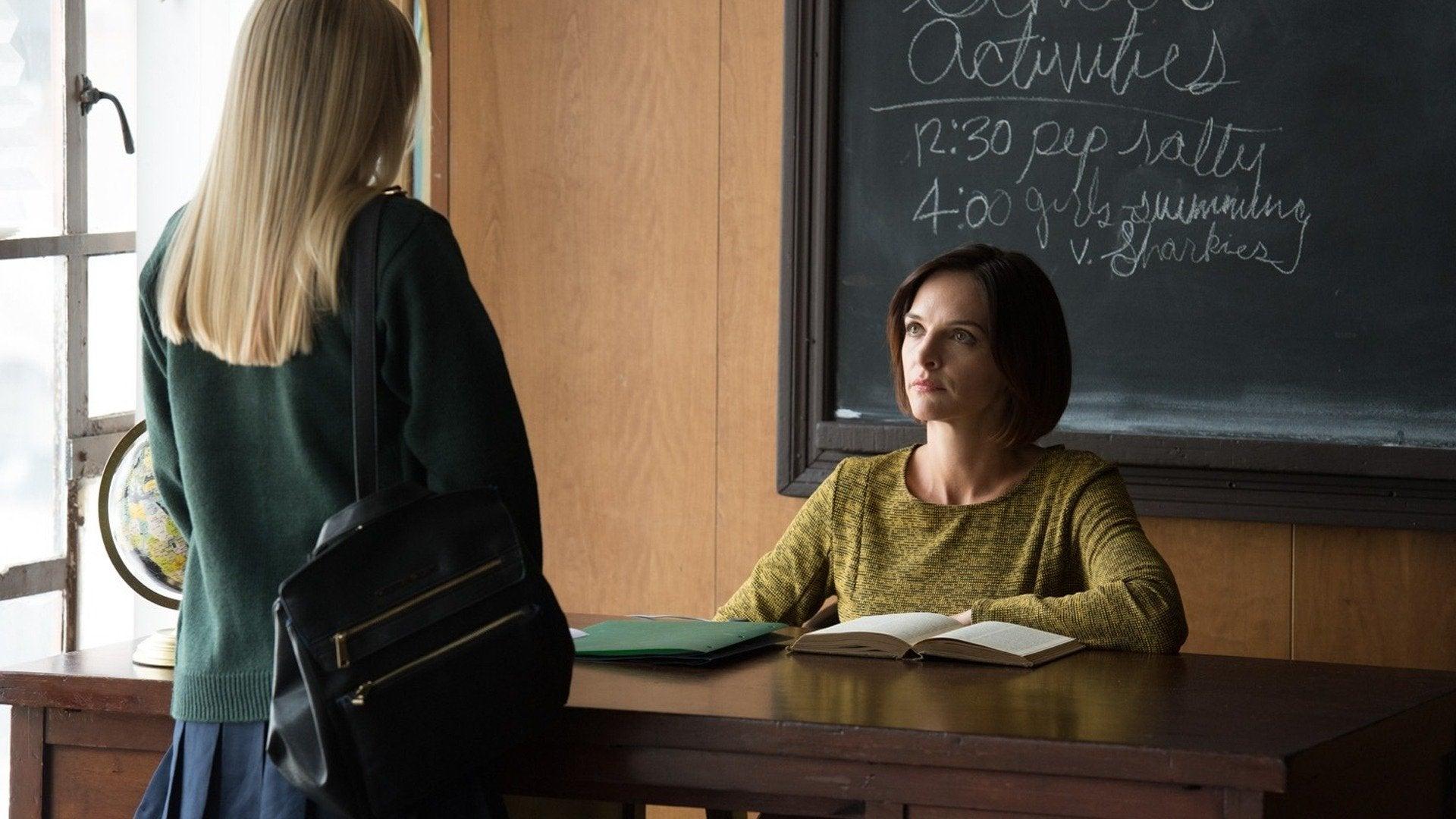 A Teacher's Obsession