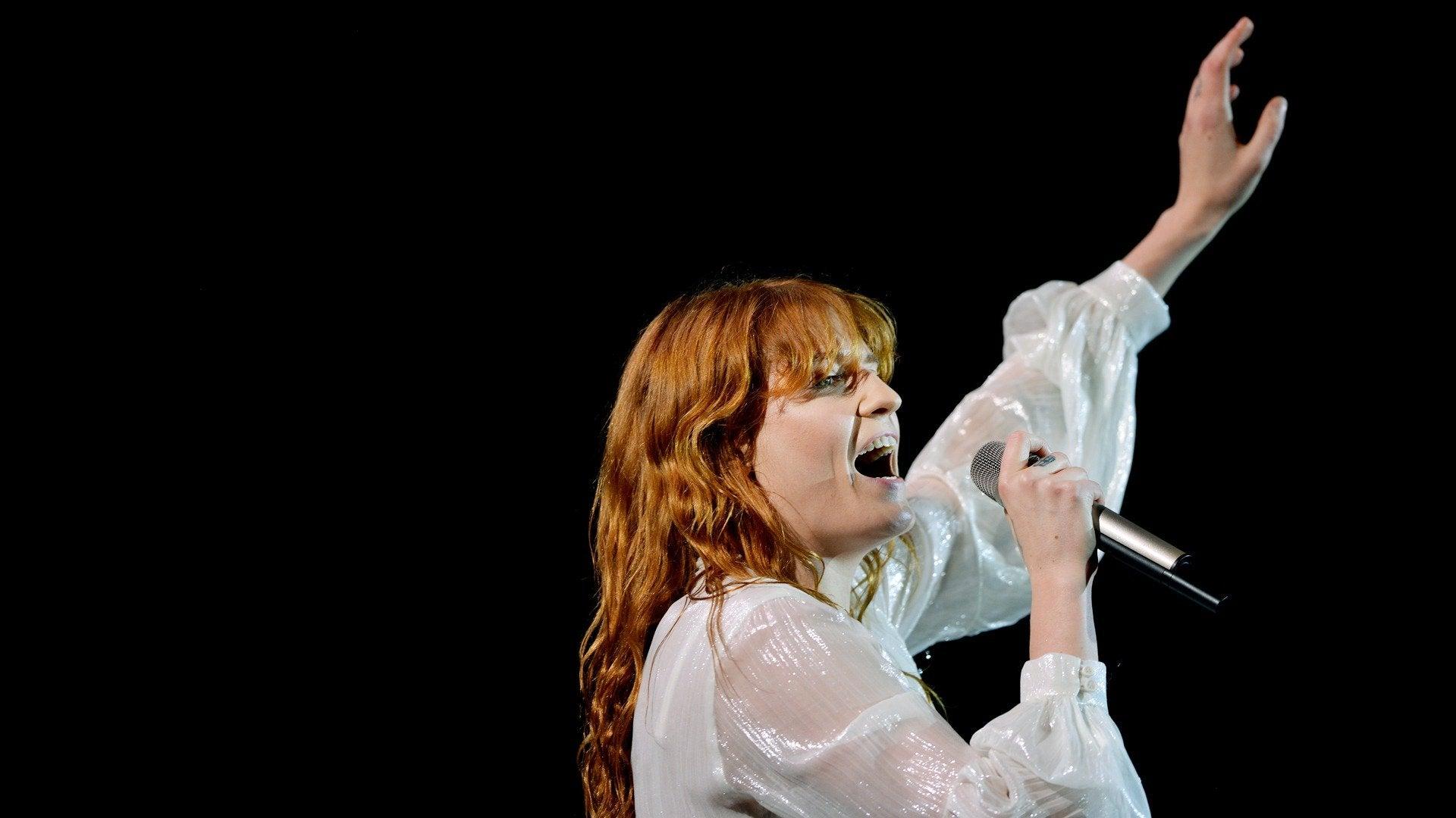 Florence & The Machine: Live at Glastonbury Festival 2015