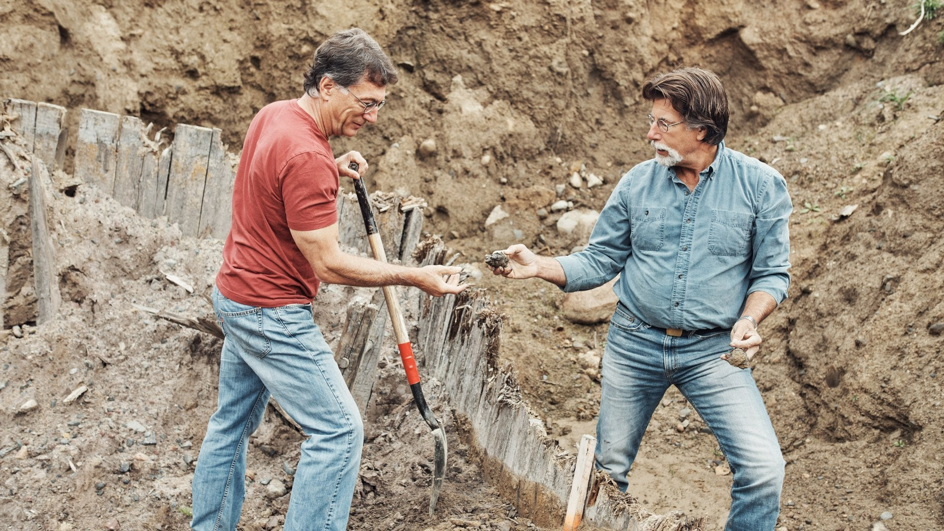 The Curse of Oak Island: Drilling Down
