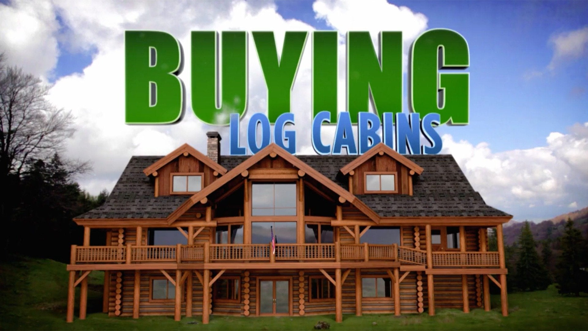 Buying Log Cabins