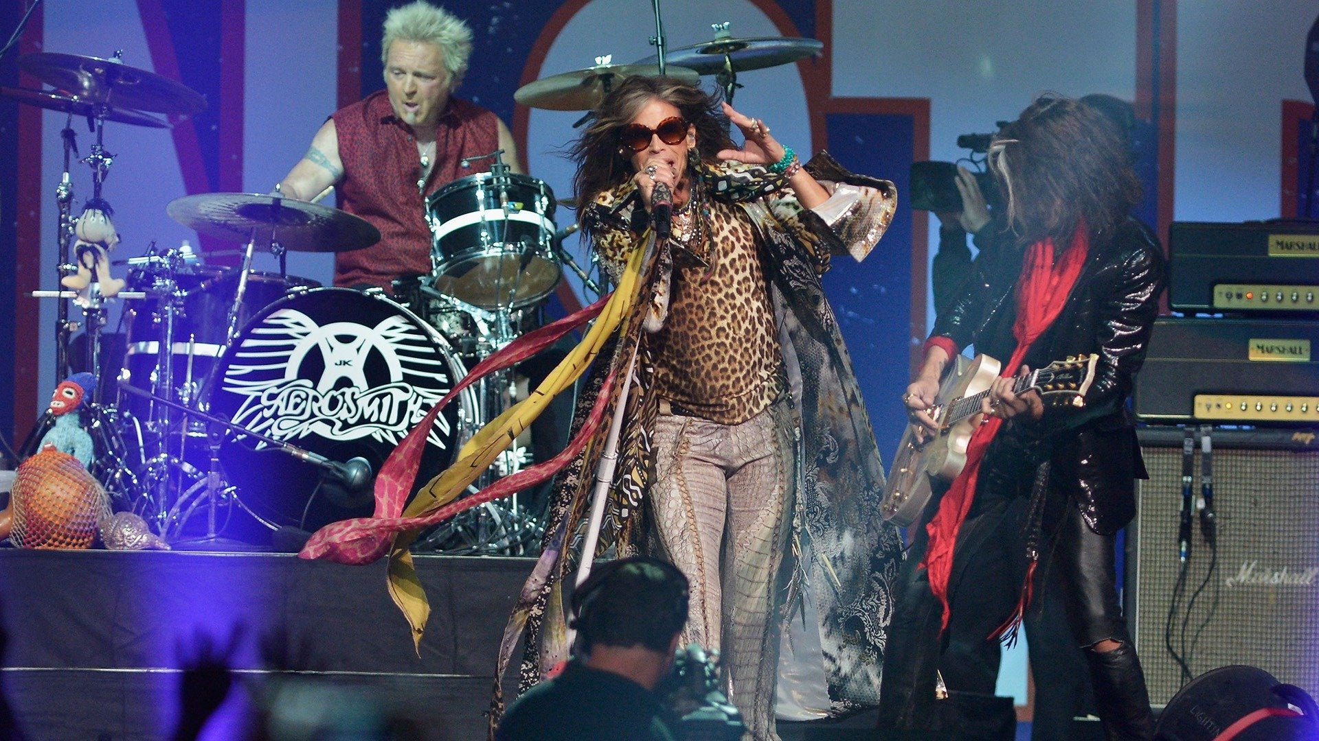 Aerosmith: Live at Donington