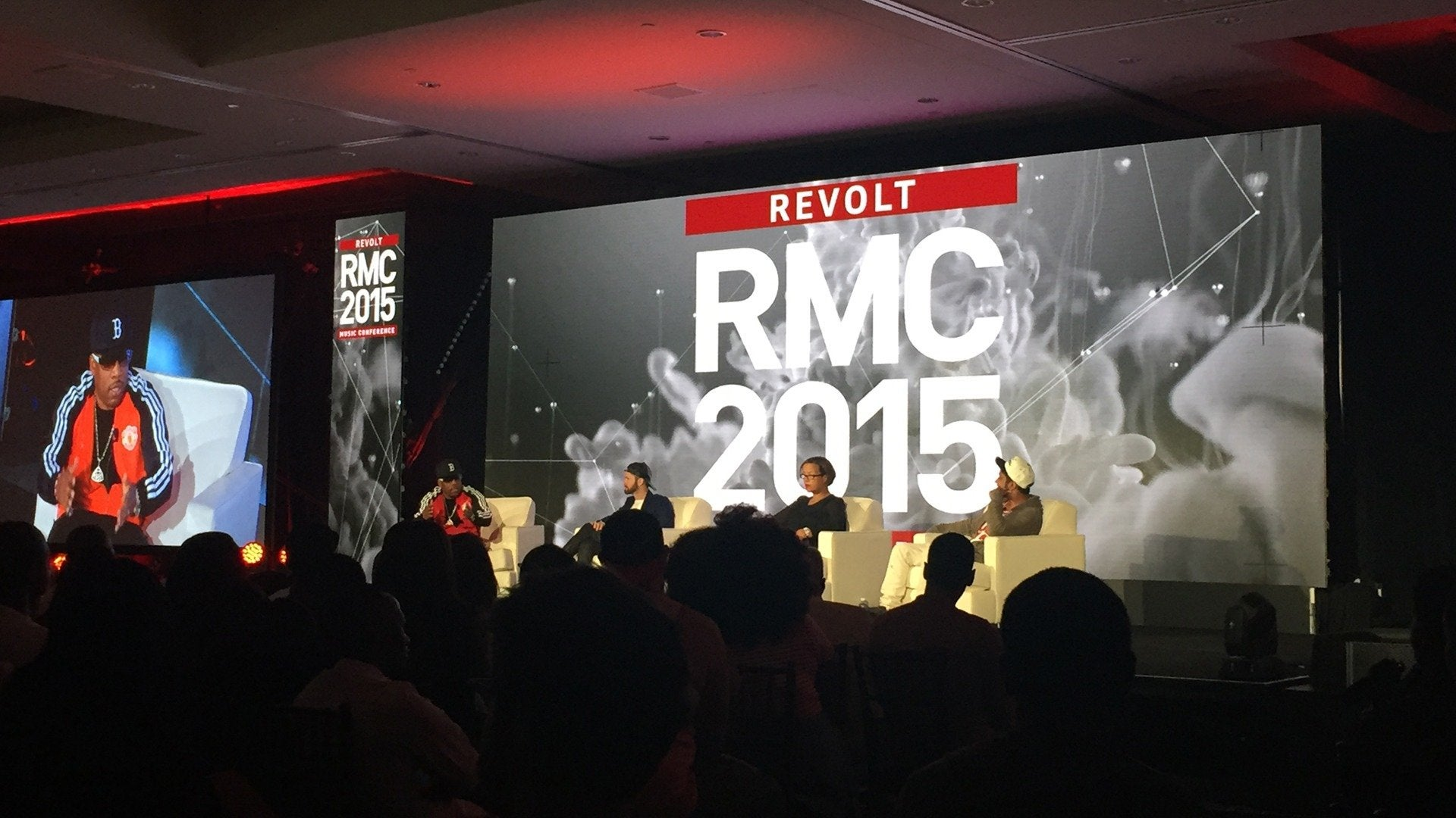 Top Moments of RMC 2015