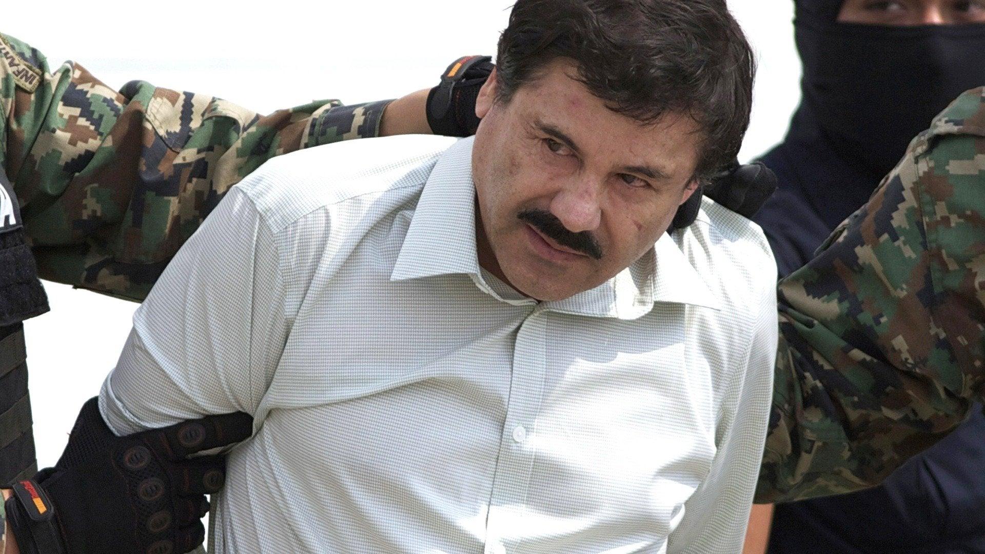 El Chapo: Caught!