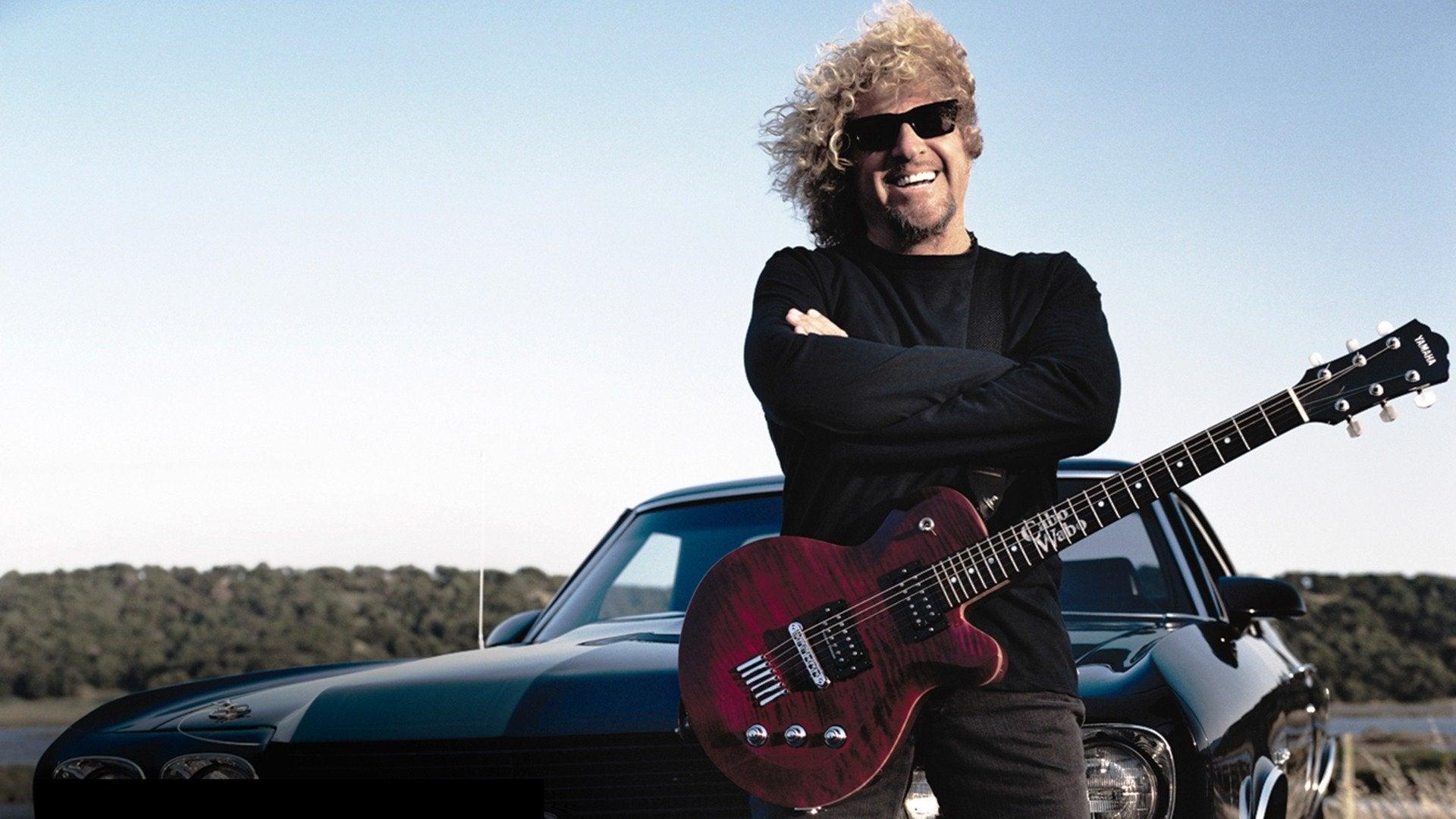 Rock & Roll Road Trip With Sammy Hagar