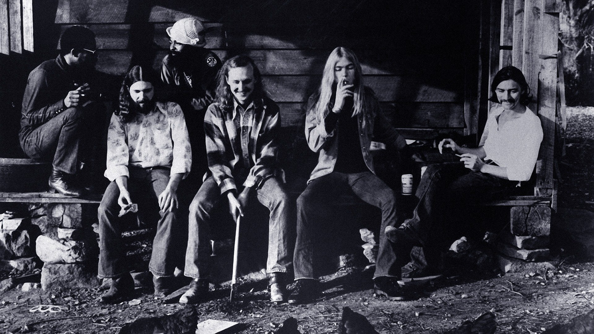 The Allman Brothers Band: After the Crash