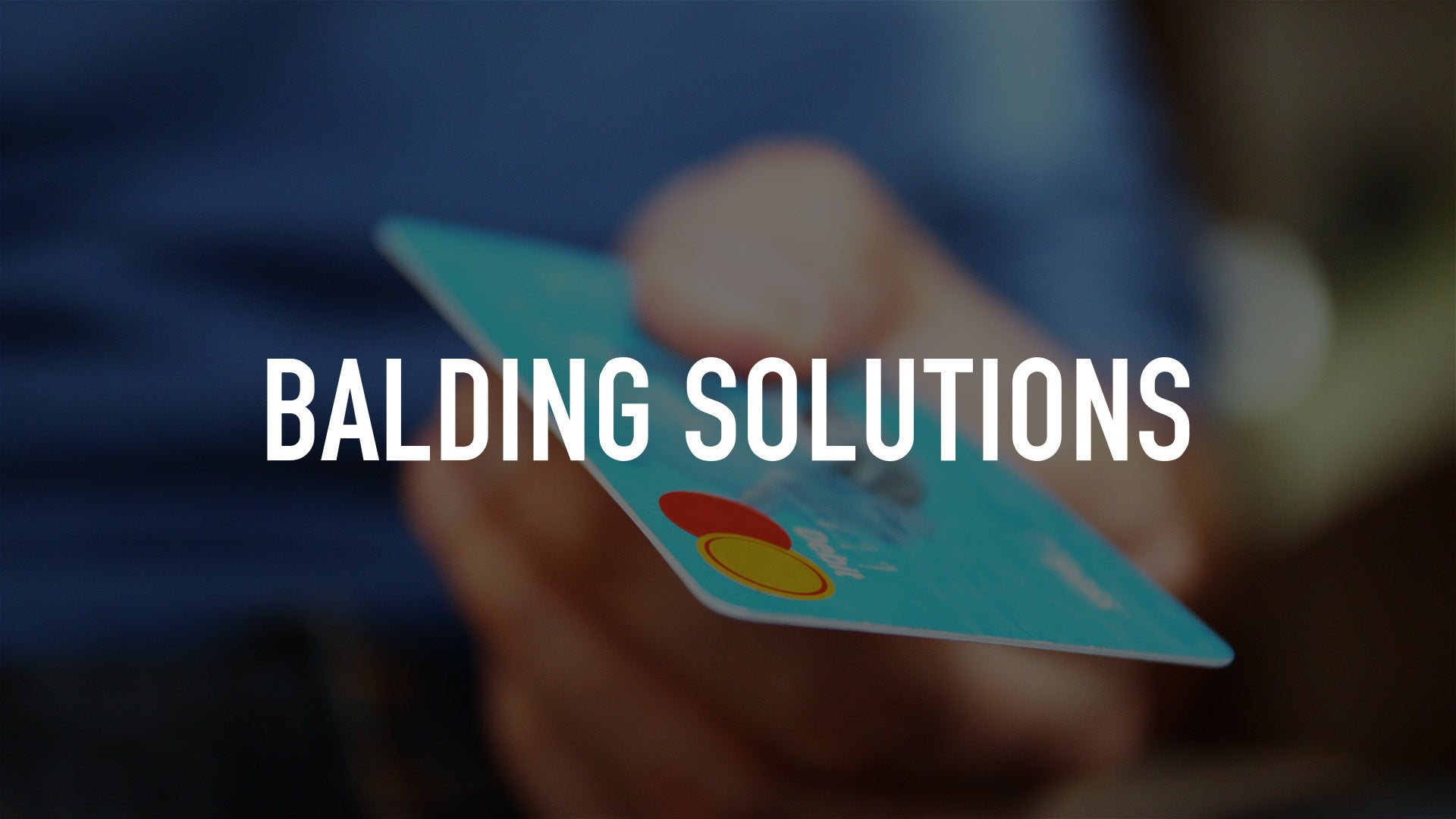 Balding Solutions