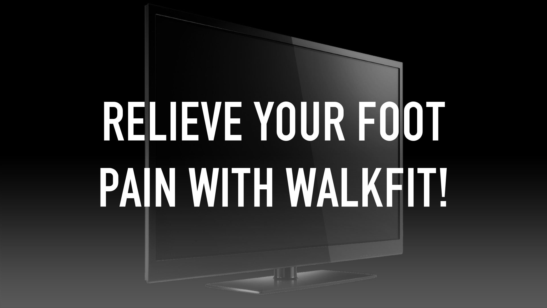 Relieve Your Foot Pain with WalkFit!