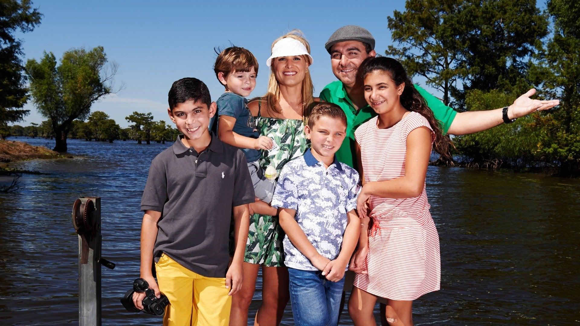 Buddy's Family Vacation