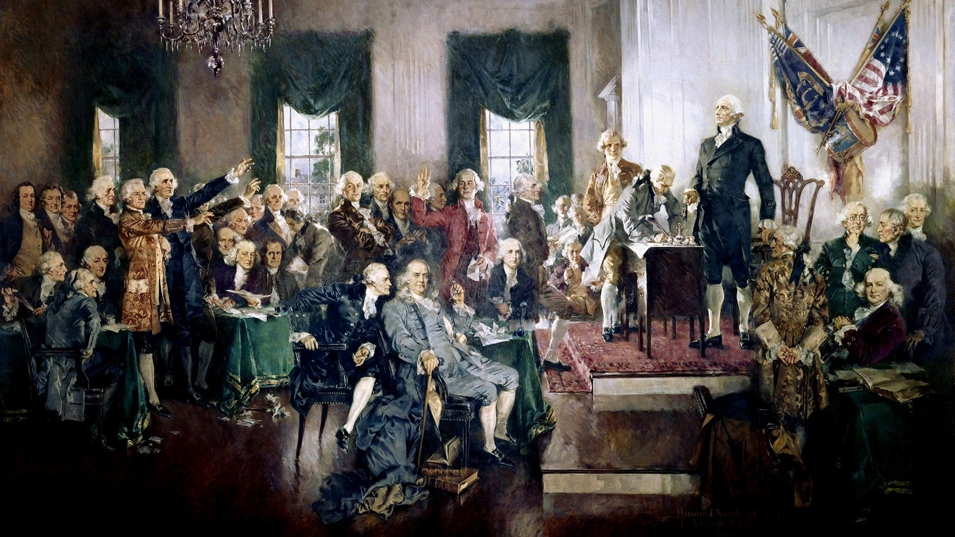 Founding Fathers: Masters of Deceit