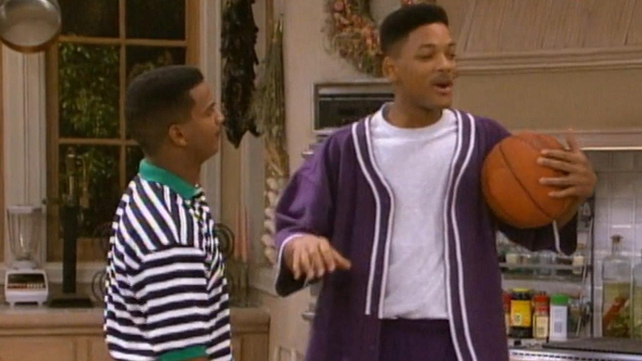 087b7ef840a7 Geoffrey Cleans Up. WATCH ON PHILO. The Fresh Prince of Bel-Air  ...