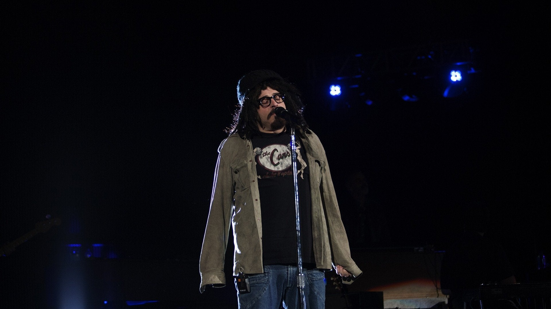 """Counting Crows""""Somewhere Under Wonderland"""" Live at Red Rocks"""