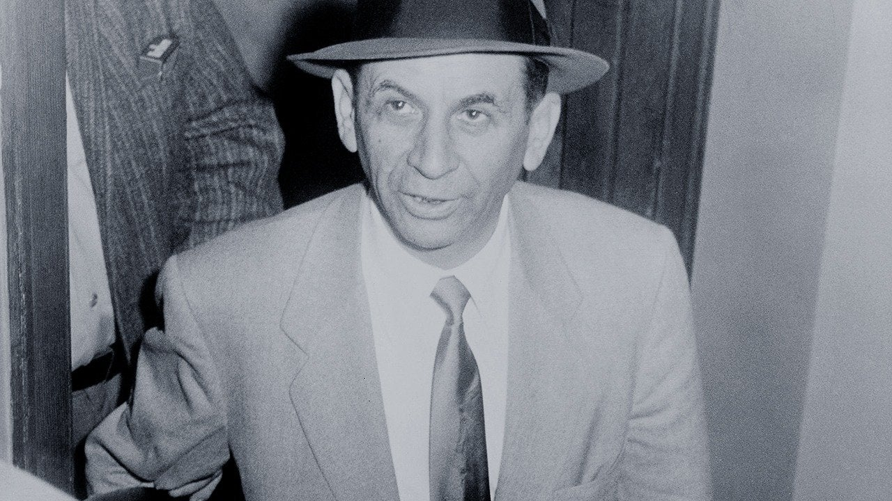 Meyer Lansky and the Crime Syndicate