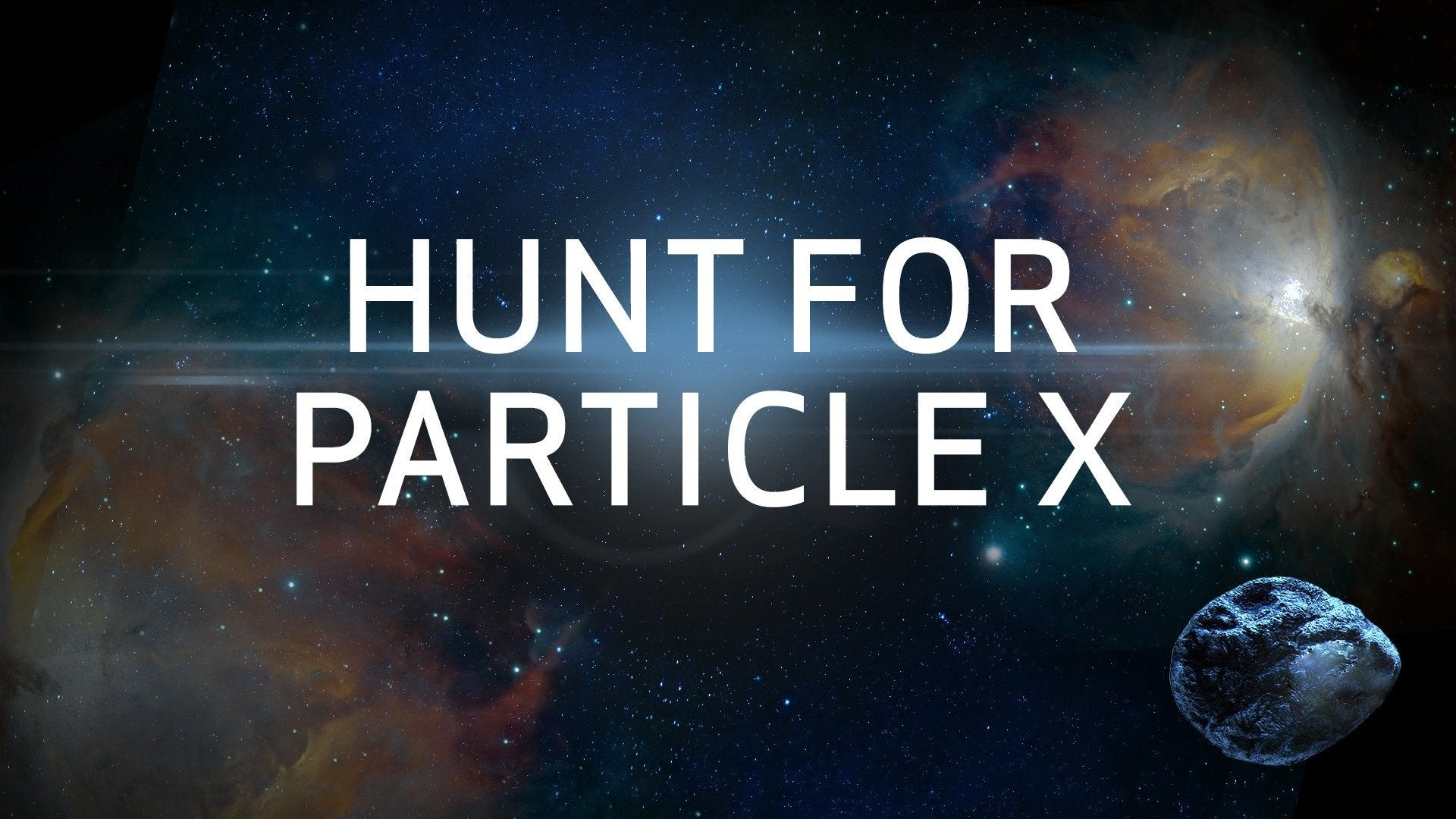 Hunt for Particle X