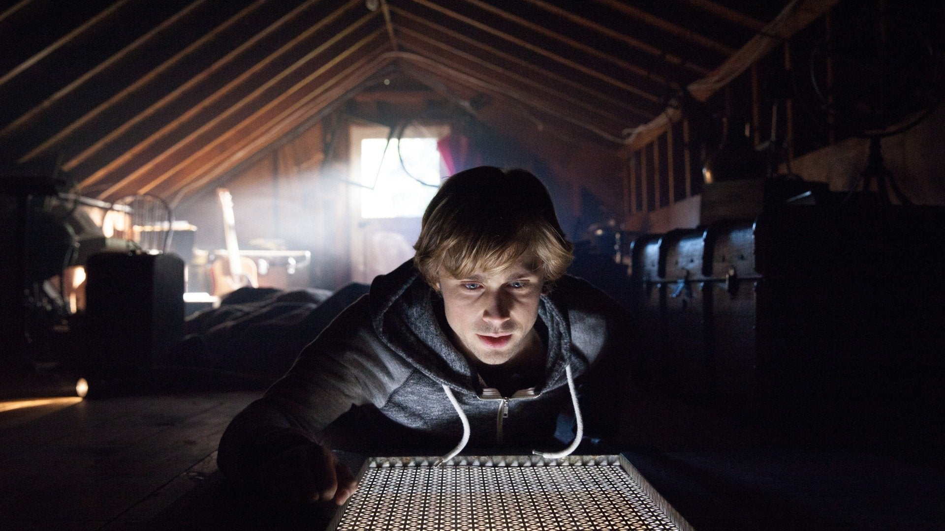 Boy in the Attic