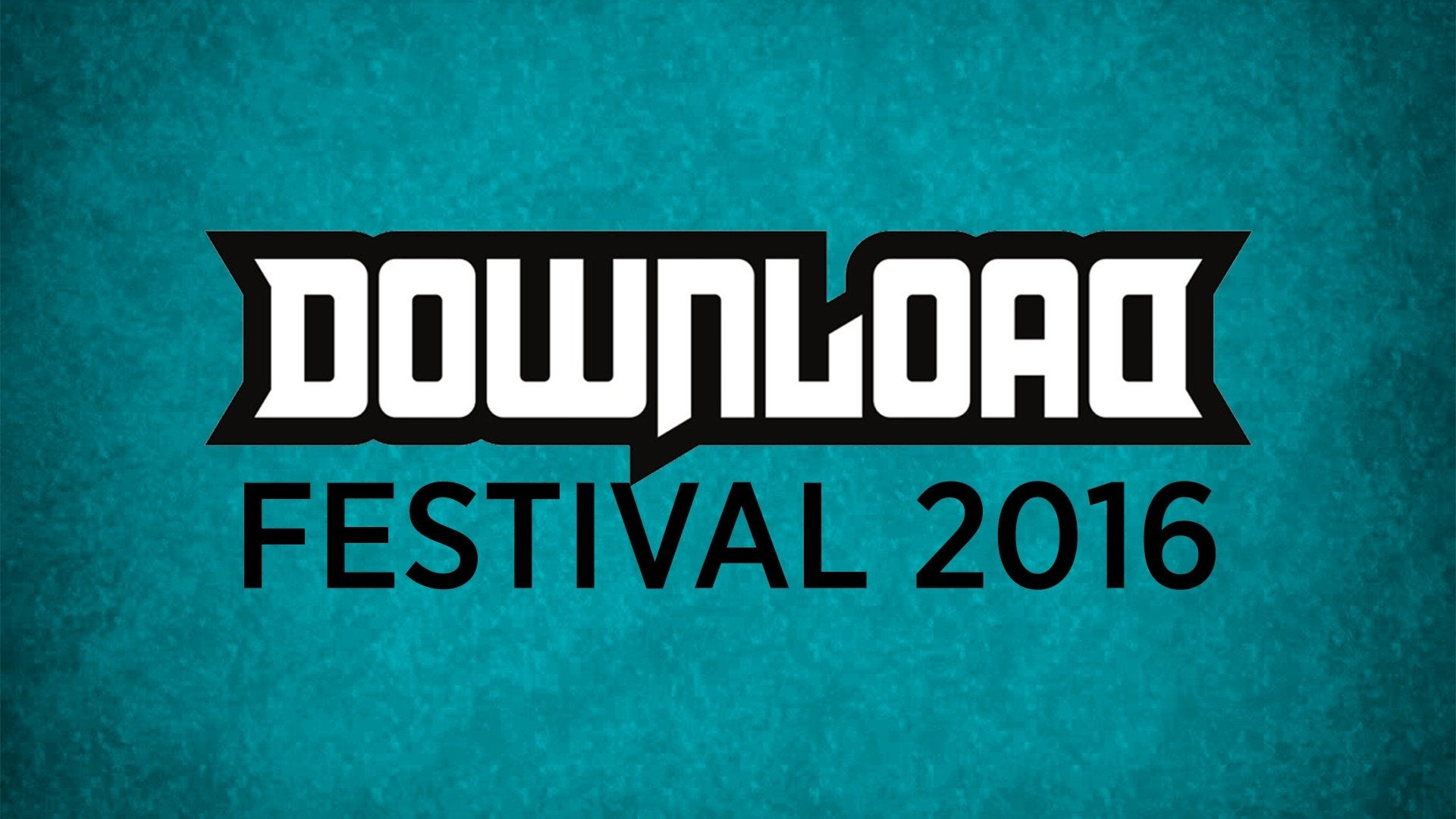 Download Festival 2016