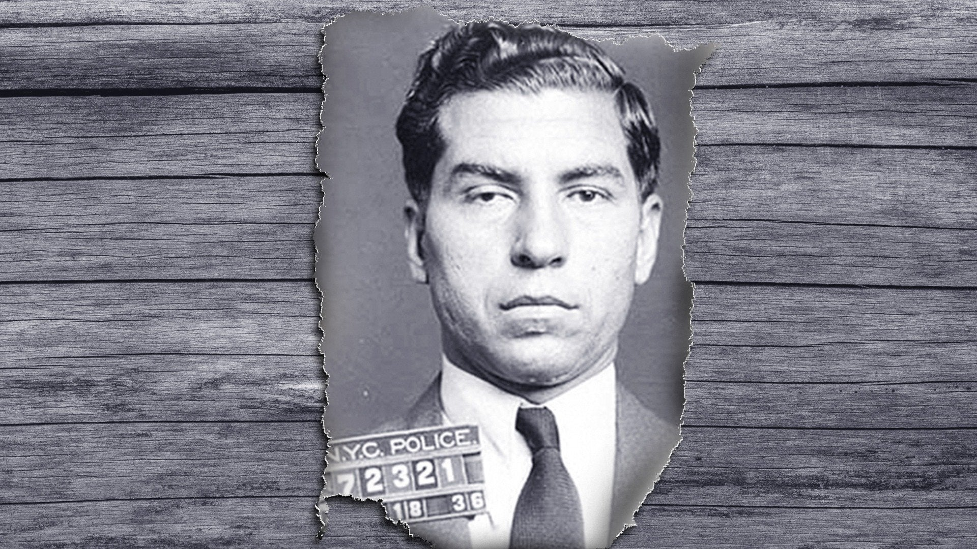Lucky Luciano: Father of the Mob