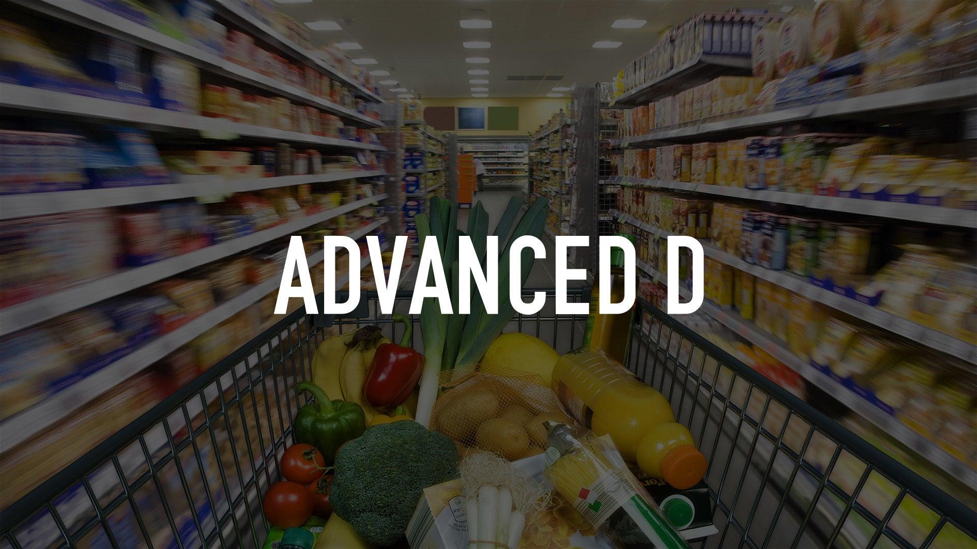 Advanced D