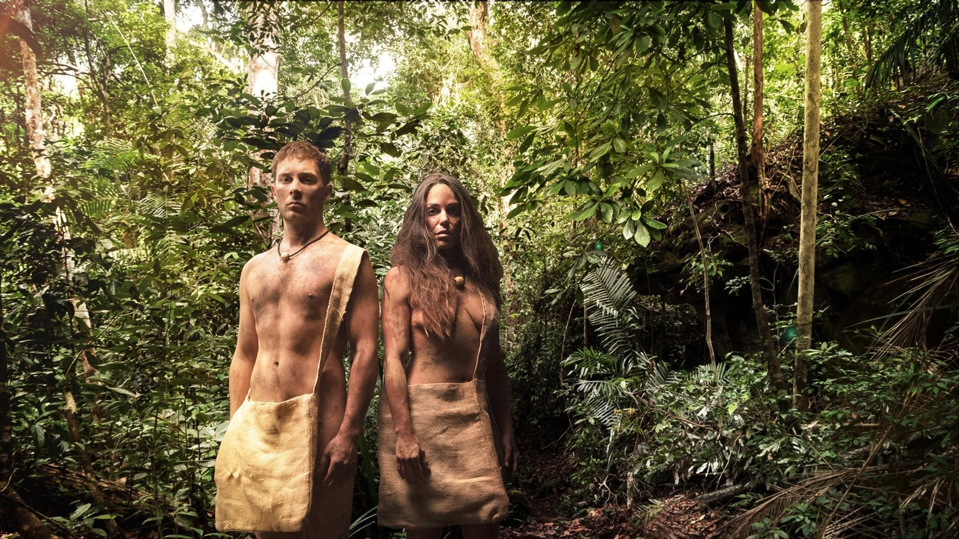 Naked and Afraid: Redemption
