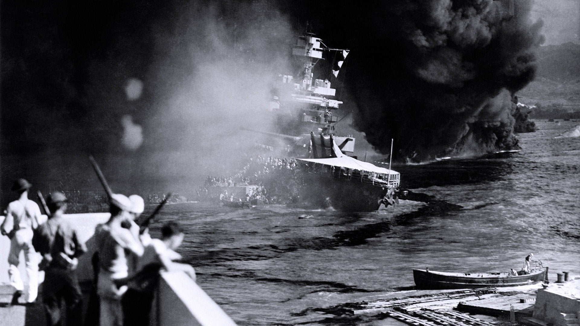 Pearl Harbor - The Heroes Who Fought Back