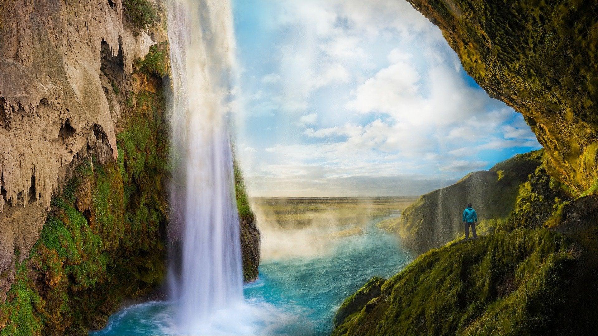 Top Secret Waterfalls