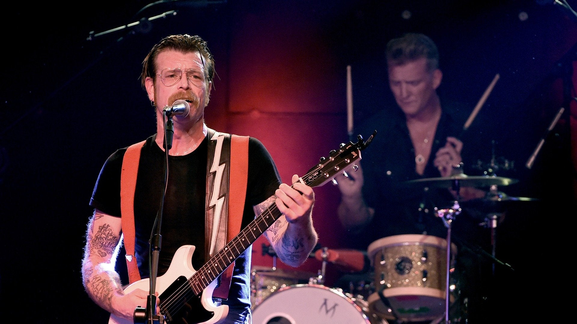 Eagles of Death Metal: I Love You All the Time: Live in Paris 2016