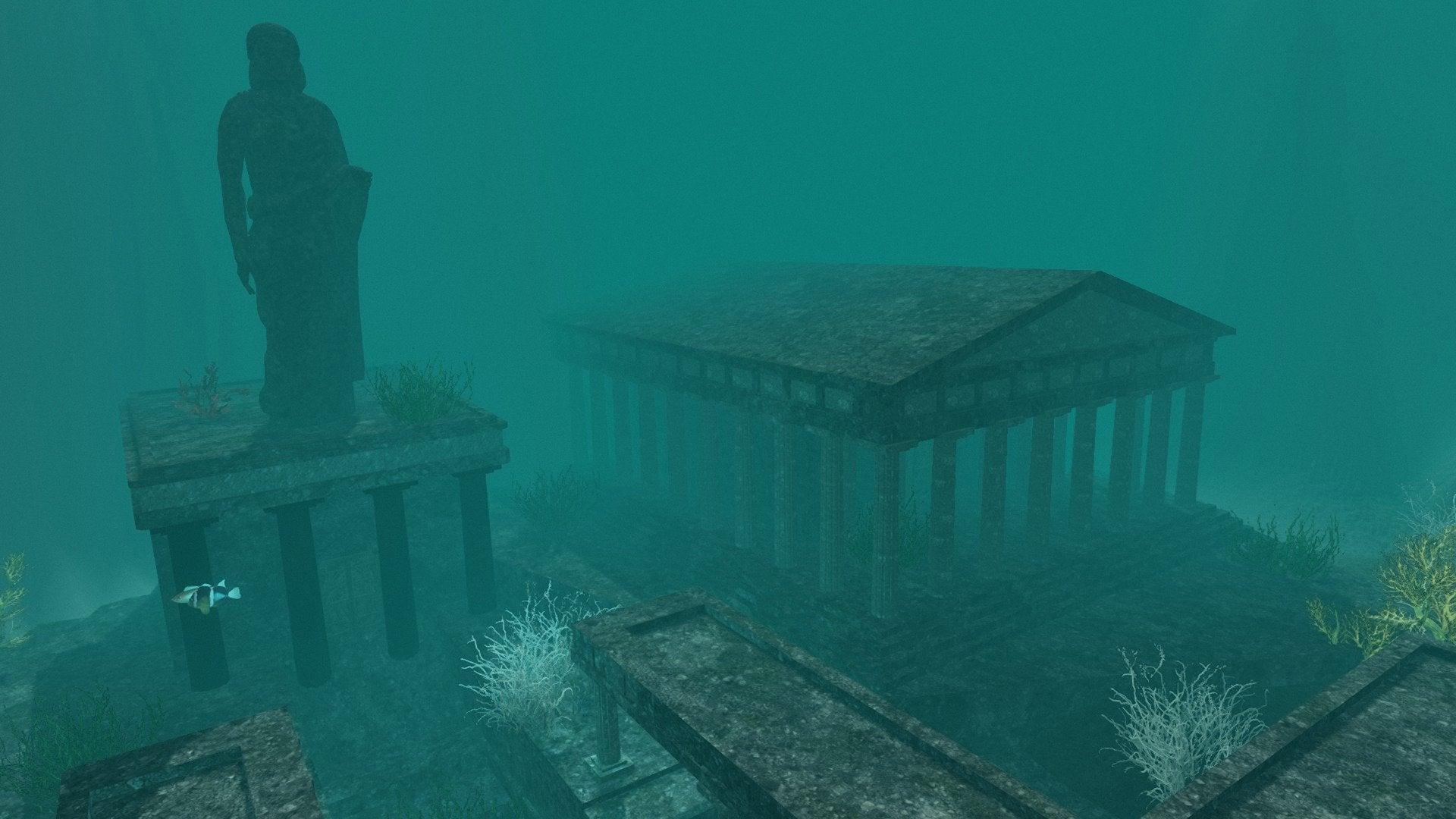 Atlantis: End of an Empire
