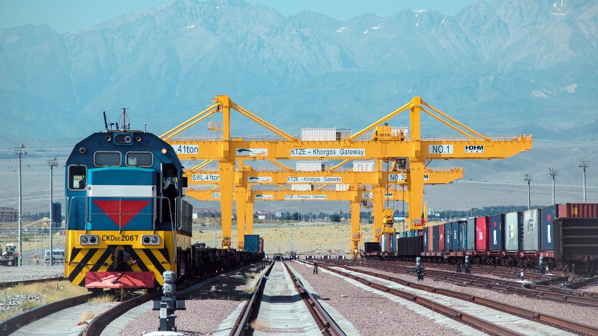 Khorgos Gateway: Where East Meets West