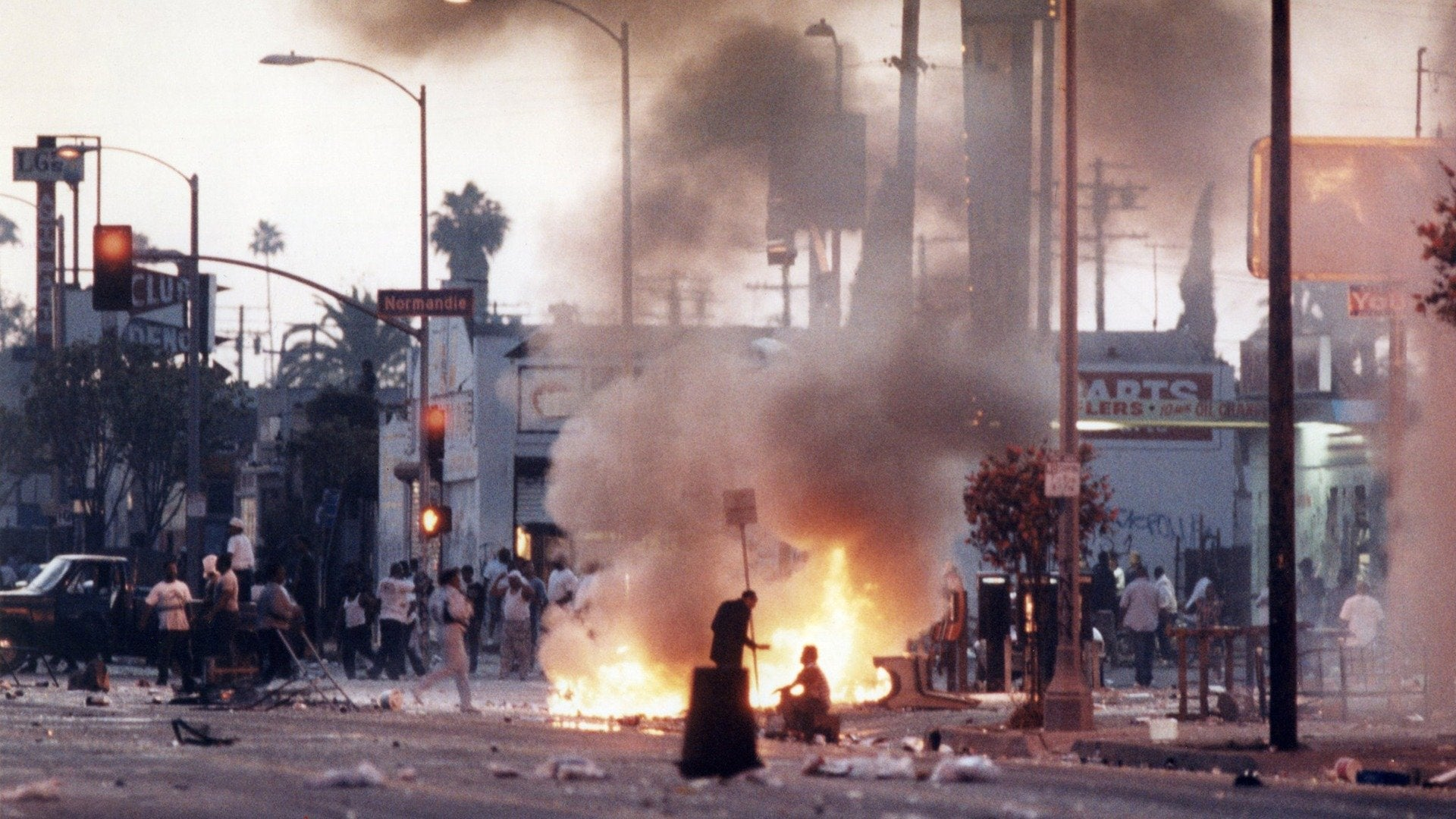 LA Riots: As We Watched