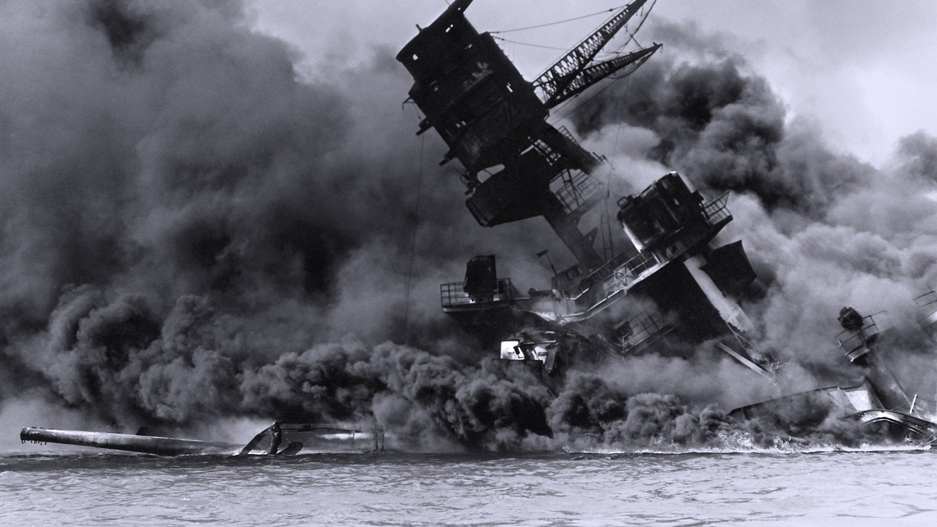 Pearl Harbor: New Evidence