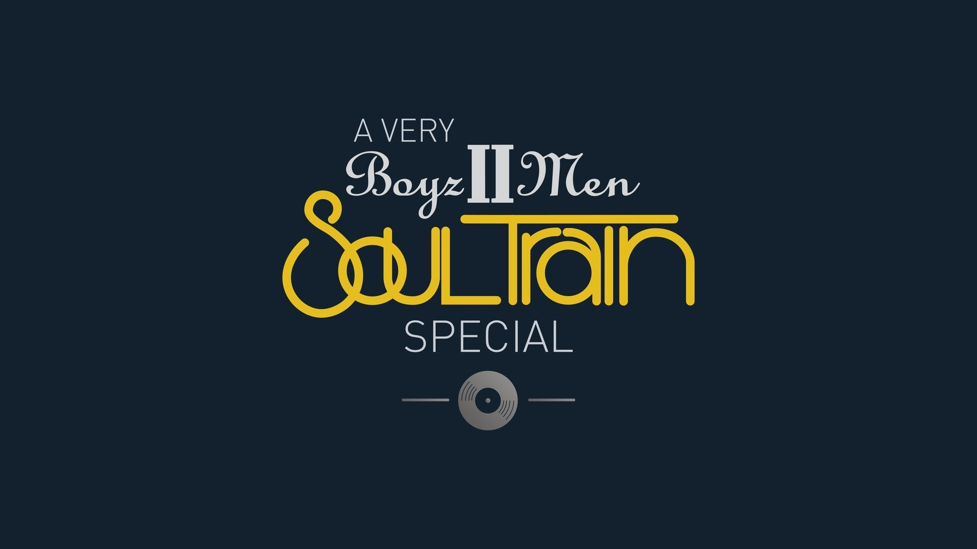 A Very Soul Train Special: Boyz II Men