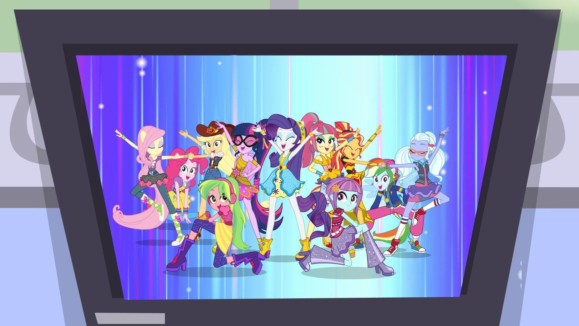 My Little Pony Equestria Girls: Movie Magic