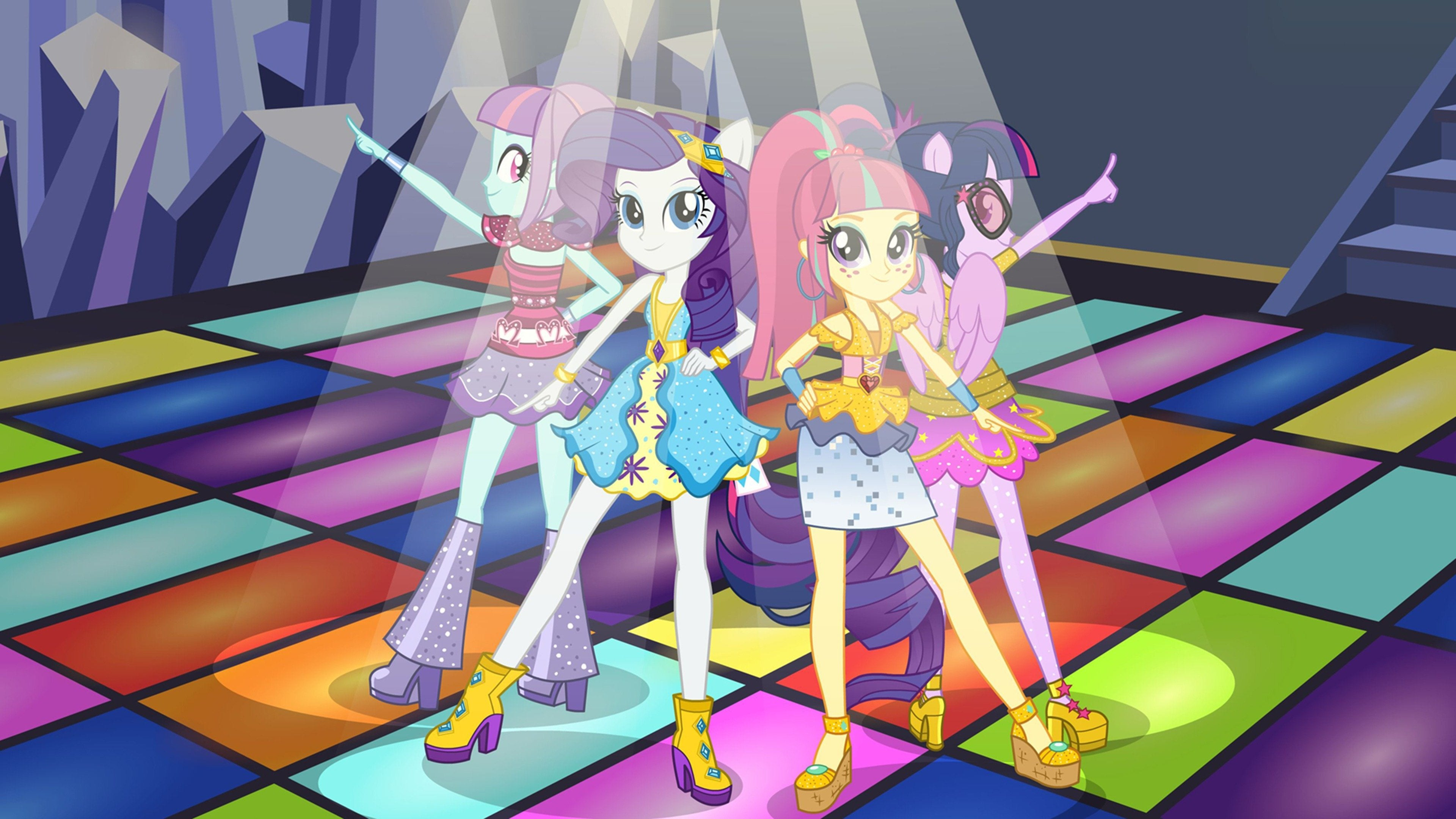 My Little Pony Equestria Girls: Dance Magic