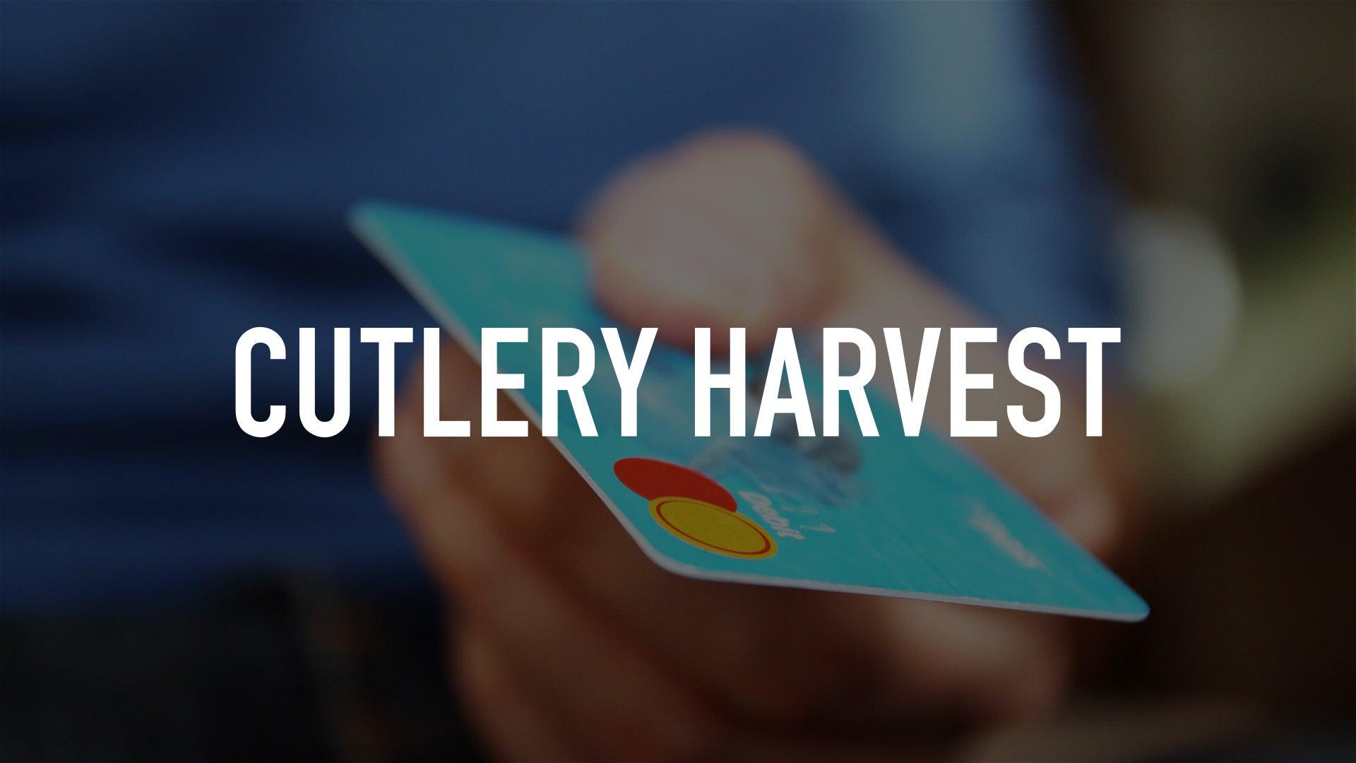 Cutlery Harvest