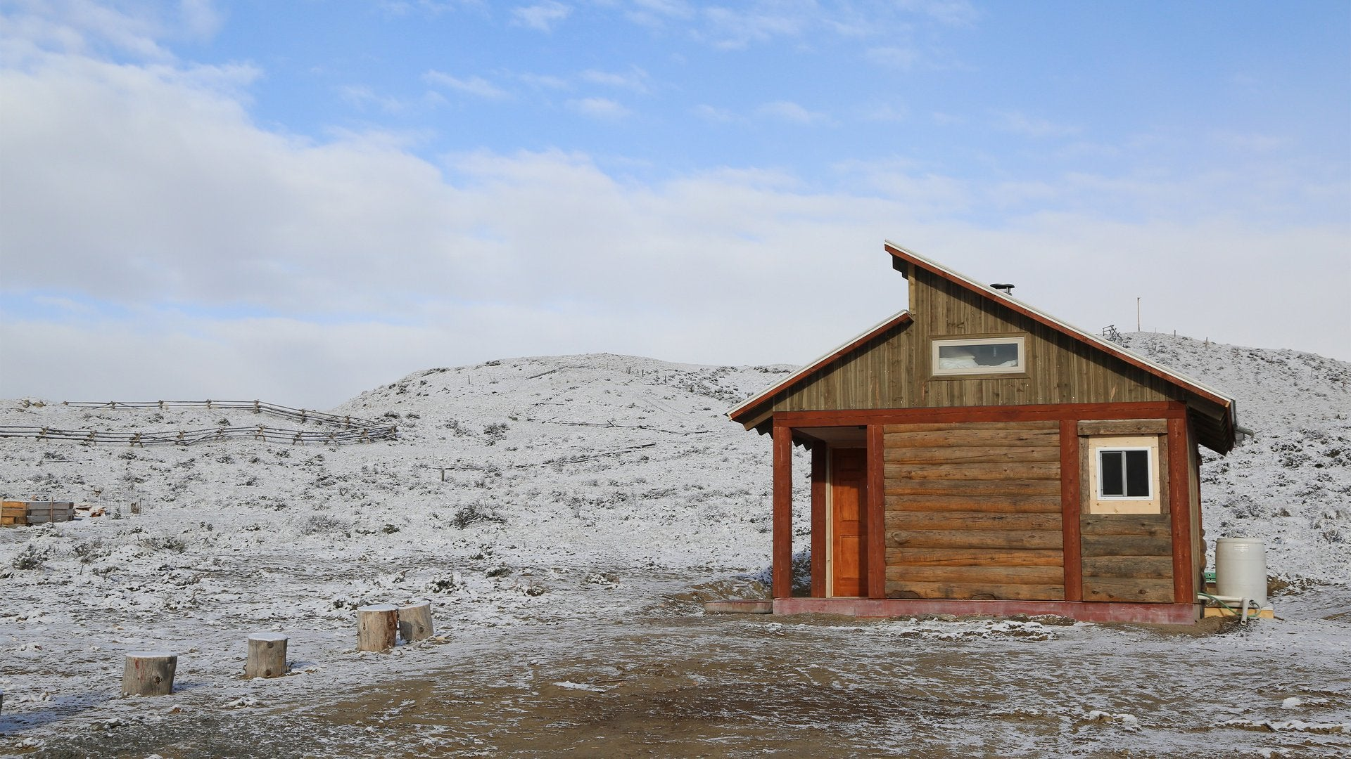 Building Off the Grid: Windy Mountain