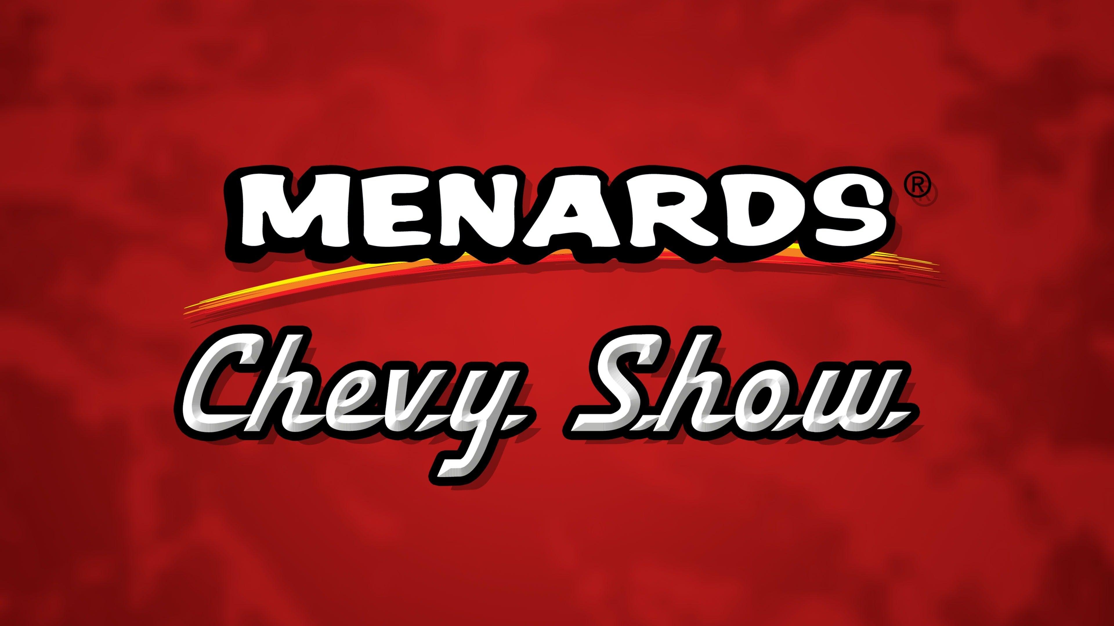 Menards Chevy Show